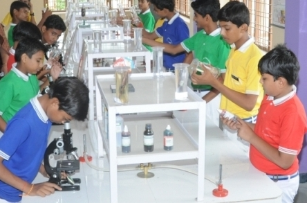 Our School Lab Image